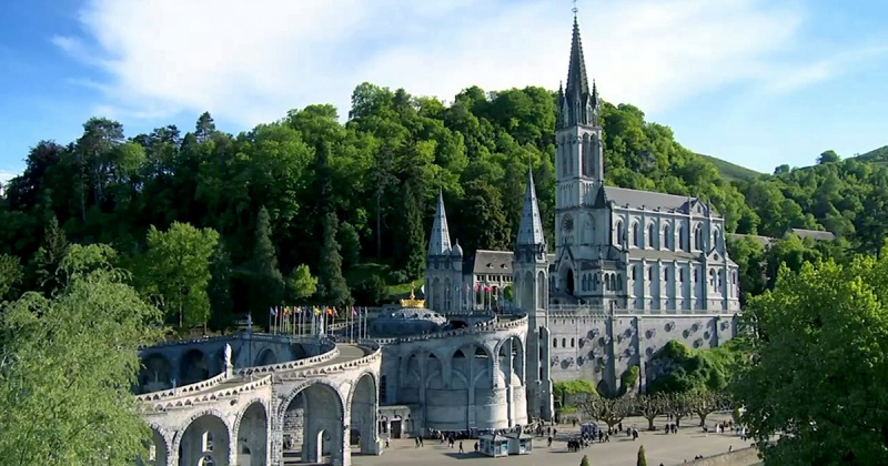Pielgrzymka do Fatimy i Lourdes