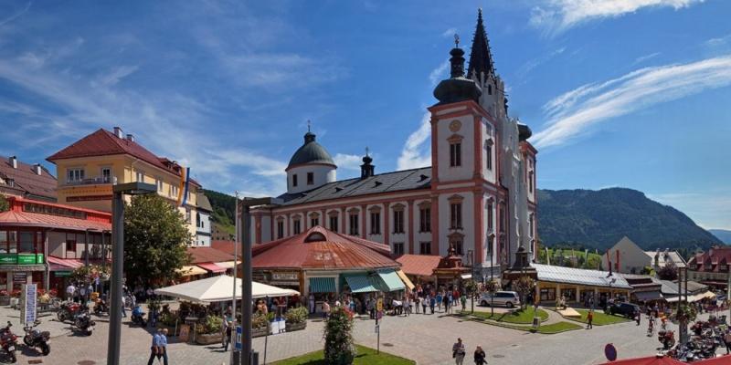 Wiedeń, Mariazell, Bratysława