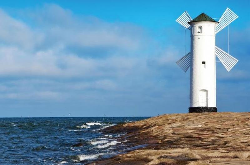 Szlakiem Bałtyckich Latarni Morskich